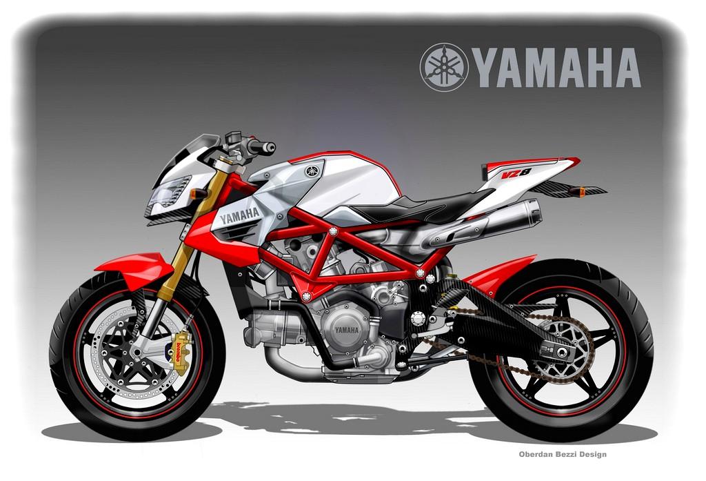 Yamaha VZ8 Concept