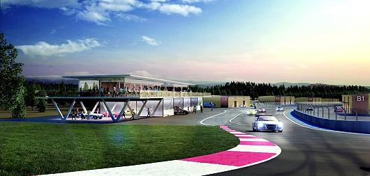 Projekt Bilster Berg Drive Resort