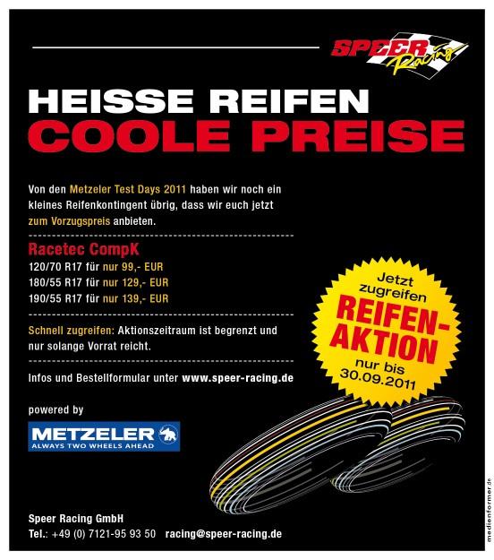 Racetec CompK zum Vorzugspreis
