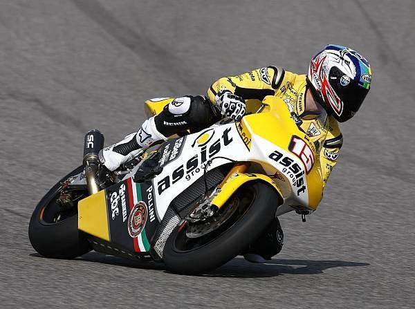 © Honda - Der San Marinese Alex de Angelis hat das Moto2-Rennen im Vorjahr gewonnen