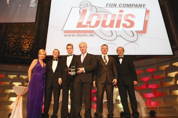 Detlef Louis Versender des Jahres, Detlev Louis erhält Lifetime Award