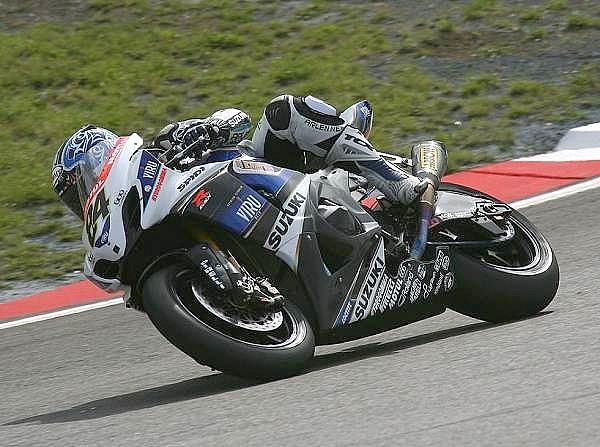 © Alstare - Michel Fabrizio hat in den letzten Rennen nicht viel Glück gehabt