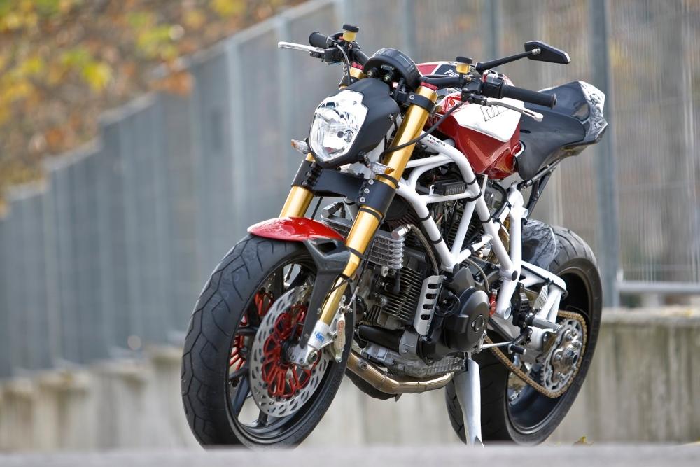 Ducati Monster  Bar Risers