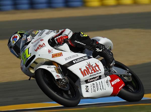 Motorsport-Total.com - Sandro Cortese präsentierte sich auch in Malaysia in starker Form