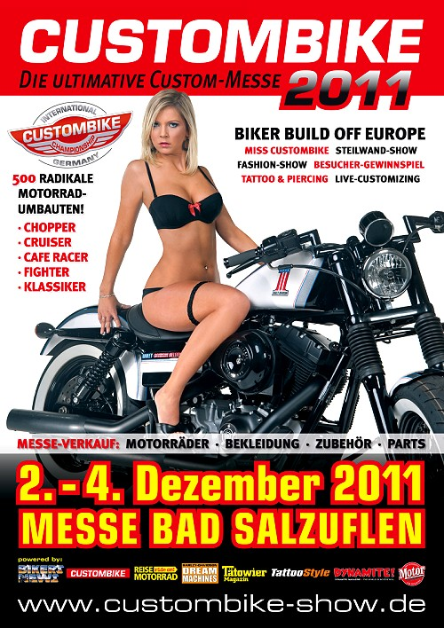 Custombike 2011 Bad Salzuflen