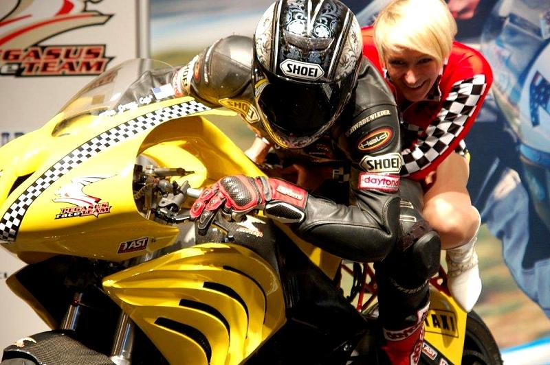 Essen Motor Show Speedbike