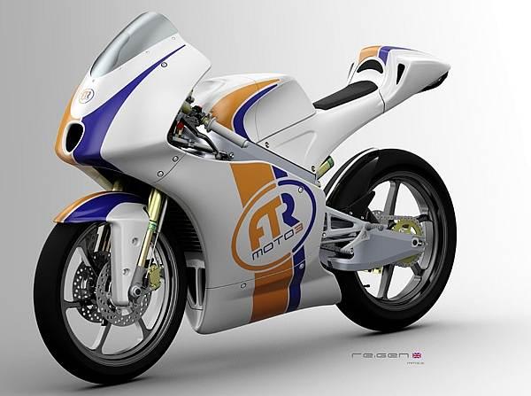 © FTR - Sechs bis acht FTR M311 sollen 2012 im Moto3-Starterfeld vertreten sein