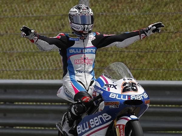 © Motorsport-Total.com - Der 16-jährige Maverick Vinales hat in seiner Debüt-Saison vier Siege gefeiert