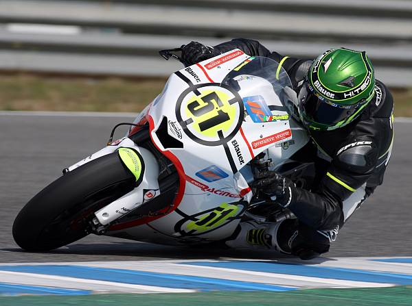 © Motorsport-Total.com - Gresini-Pilot Michele Pirro hat seine erste Pole-Position in der WM erobert