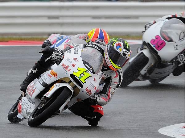 © racepix - Sandro Cortese konnten die rutschigen Bedingungen nichts anhaben