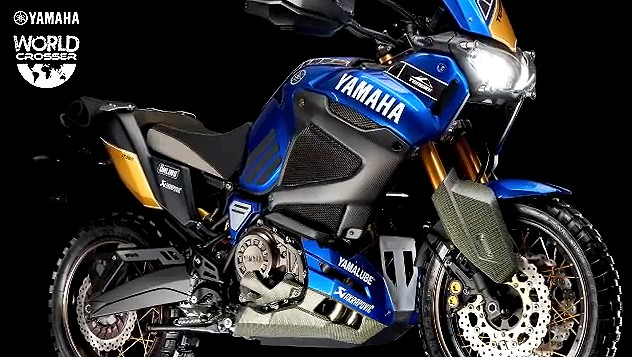 Yamaha Super Ténéré Worldcrosser