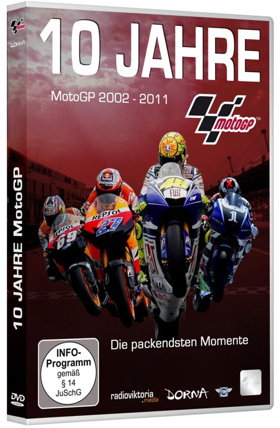 10 Jahre MotoGP 2002 bis 2011 - Die packendsten Momente