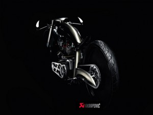 Akrapovic Morsus Custombike