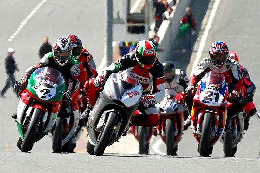 Ducati Challenge - MV Agusta Intercup Schleiz