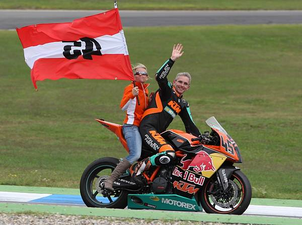© KTM - Martin Bauer hat mit KTM den IDM-Titel in seine Heimat Österreich geholt