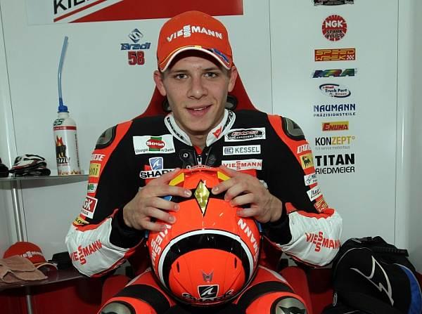 © Motorsport-Total.com - Stefan Bradl wurde als Moto2-Weltmeister von der FIM ausgezeichnet