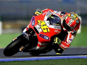 © Ducati - Valentino Rossi