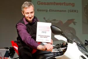 Bike Promotion Meisterfeier 2011 - Georg Einzmann