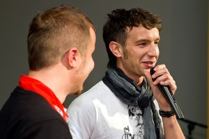 Bike Promotion Meisterfeier 2011 - Max Neukirchner