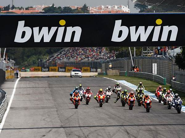 © Honda - Ob die MotoGP-Piloten Anfang Mai in Estoril fahren, ist noch nicht sicher