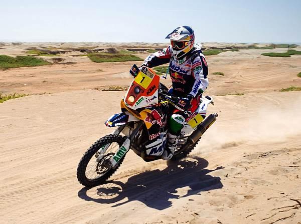 © Red Bull/GEPA - Marc Coma hat seine Taktik umgesetzt und die Führung zurückerobert