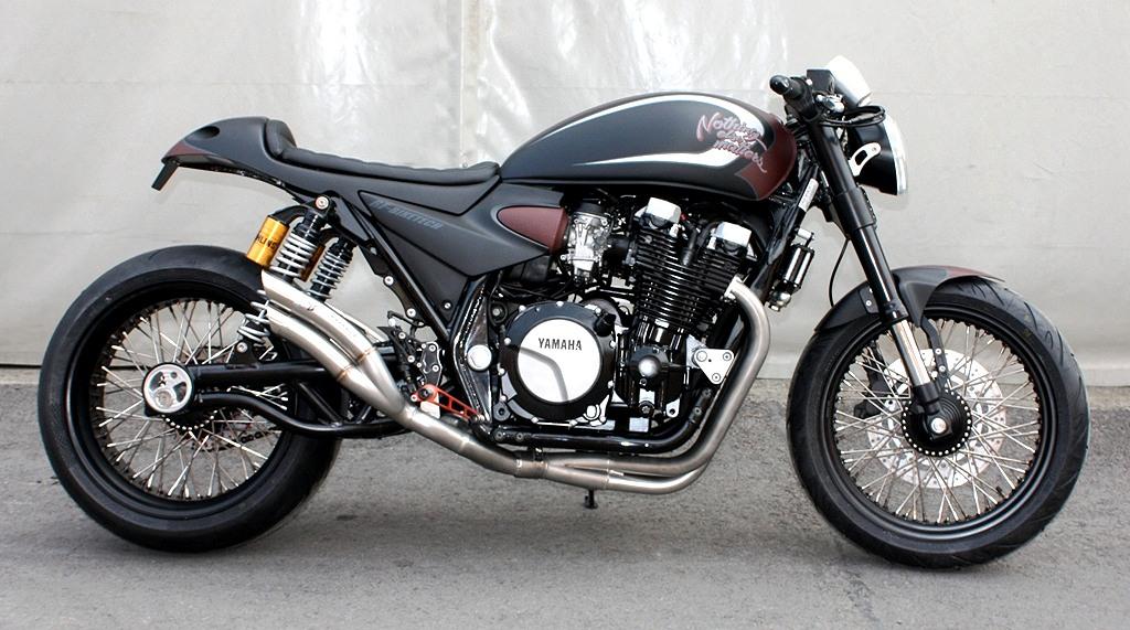 Yamaha Xjr1300 Quot Nothing Else Matters Quot Von Rf Biketech
