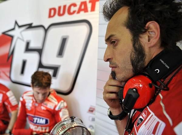 © Ducati - Vittoriano Guareschi und Ducati haben sich für einen Neuanfang entschieden