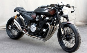 Yamaha XJR130 - Nothing else matters