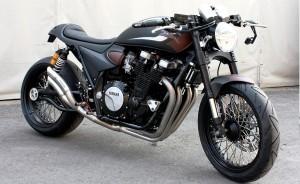 Yamaha XJR130 - Nothing else matters