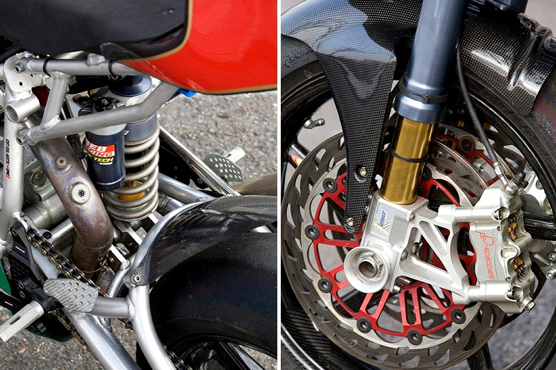 Radical Ducati - Pata Negra