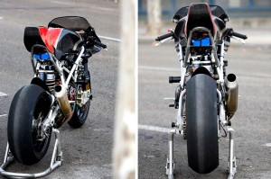 © Javier Fuentes Radical Ducati - Pata Negra