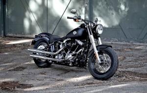 © Harley- Davidson - Softail Slim