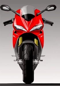 Ducati 798 Desmosport R © Oberdan Bezzi Design