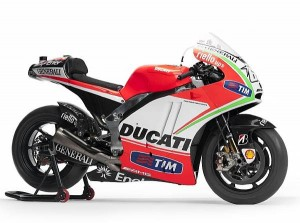 Ducati Desmosedici GP12 © Ducati