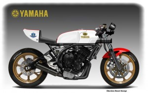 Yamaha TZ6 © Oberdan Bezzi Design