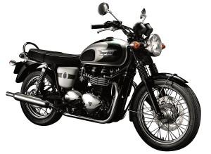 Triumph Bonneville T100 110th Anniversary Special Edition