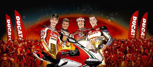WDW 2012 World Ducati Week