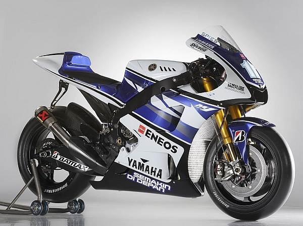 Yamaha YZR M1 © Yamaha