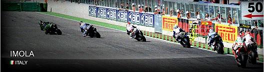 Superbike-WM Imola (Italien)  © www.worldsbk.com