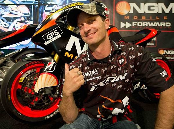 Colin Edwards © Forward