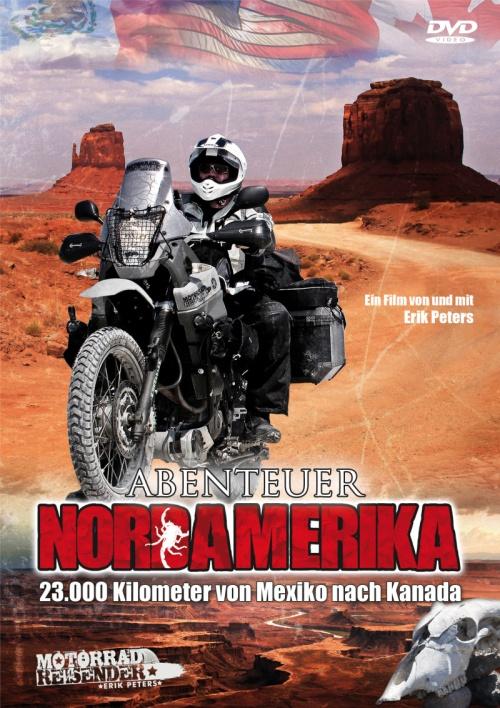 DVD Abenteuer Nordamerika von Erik Peters