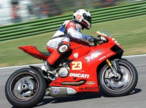 Ducati Panigale 1199  © Infront