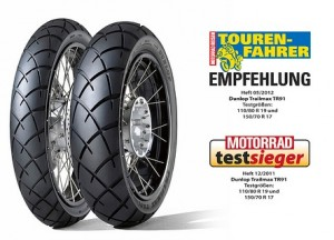 Dunlop Motorrad Reifen