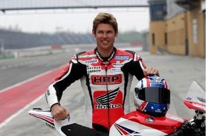 Karl Muggeridge Honda Holzhauer Racing Promotion Team