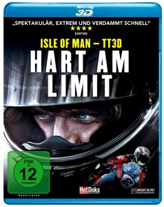 Isle of Man TT Hart am Limit - Cover