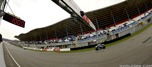 Superbike-WM 2012 in Assen - © www.worldsbk.com