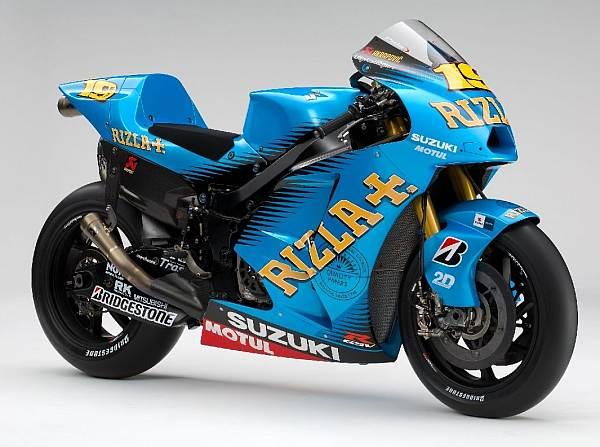 Suzuki MotoGP © Suzuki