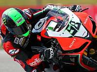 Eugene Laverty © Aprilia
