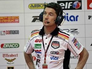 Lucio Cecchinello  © LCR-Honda