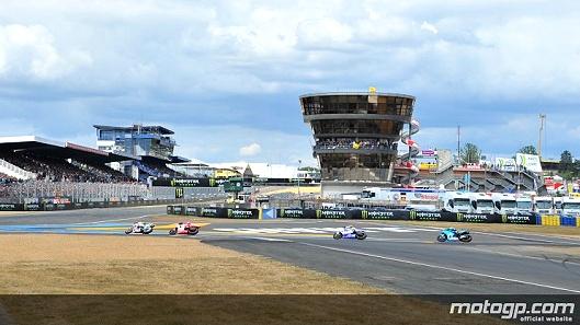 MotoGP Le Mans